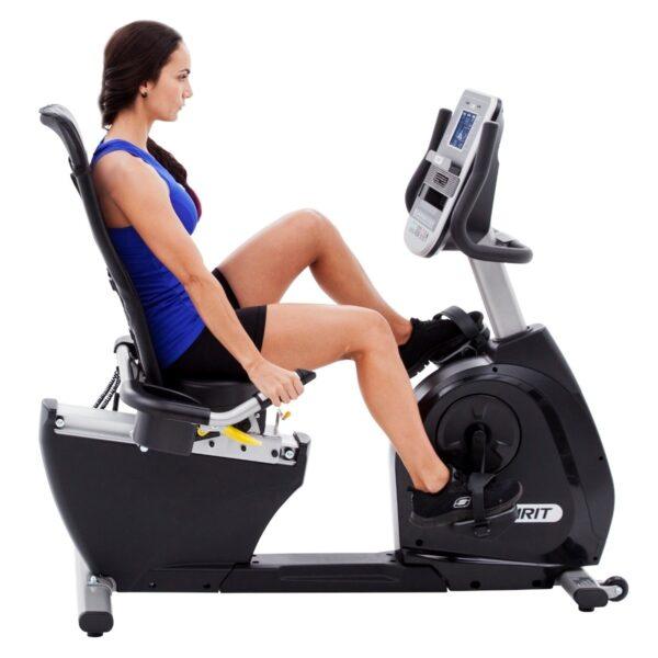 Recumbent Fitness Bike
